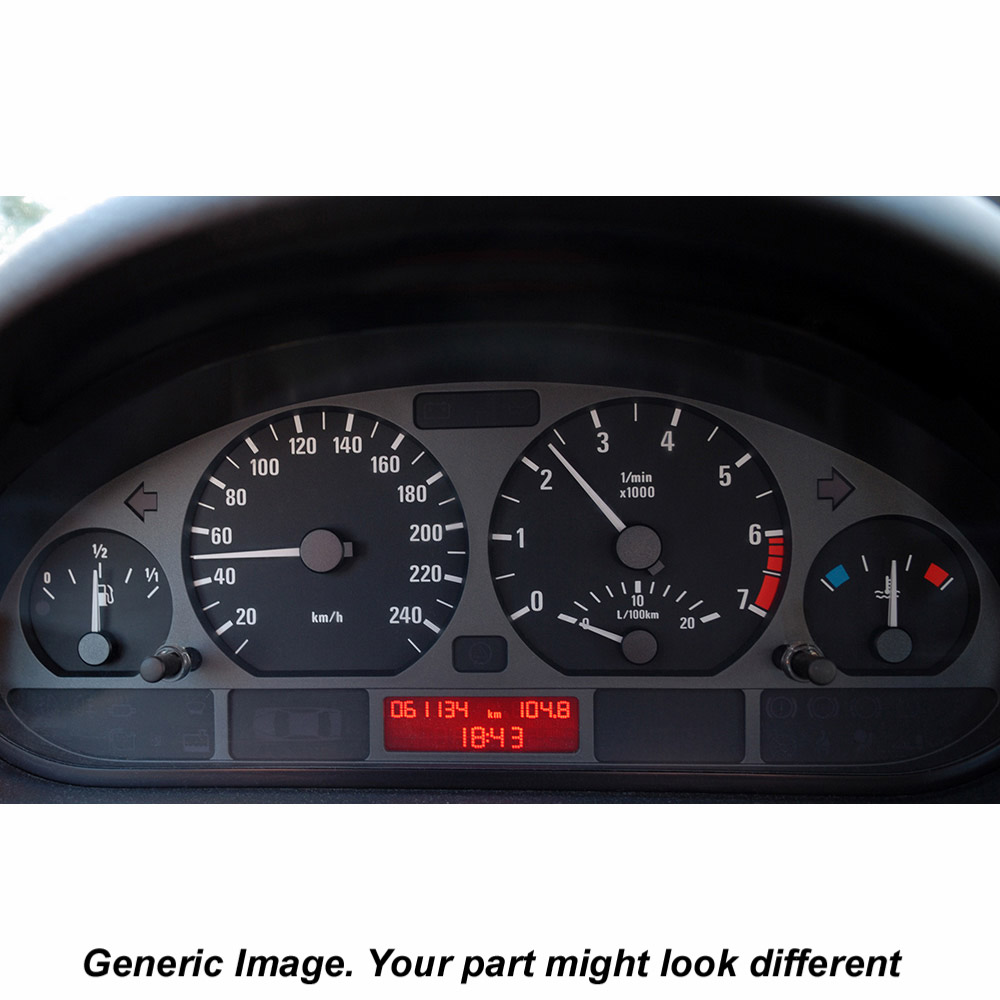 Ford  Instrument Cluster