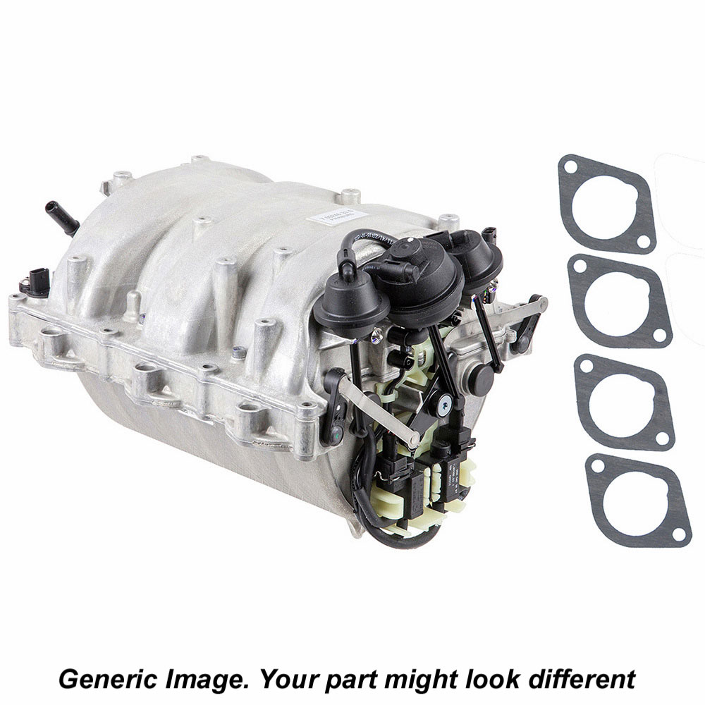 Intake Manifold and Gasket Kit