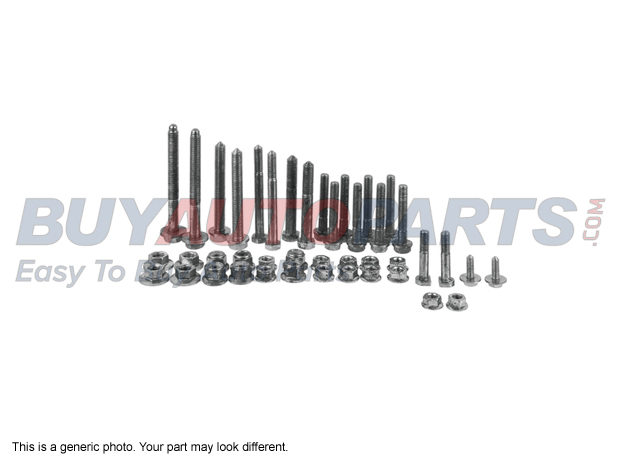 Isuzu Rodeo Miscellaneous Nuts and Bolts