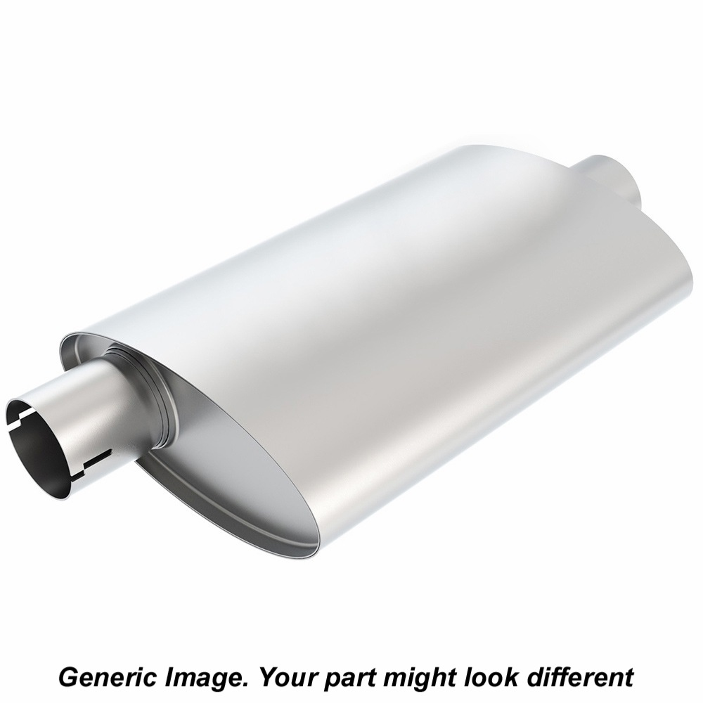 Jeep  Performance Muffler