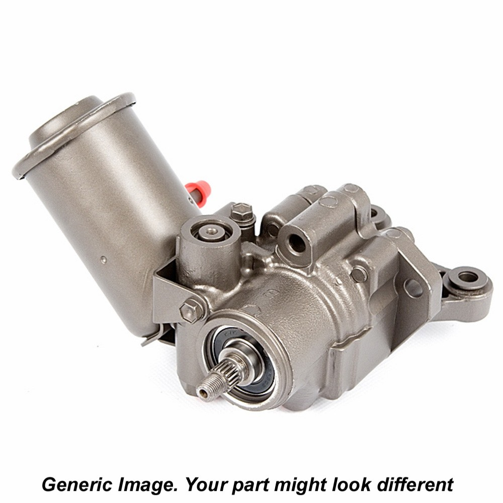 BMW 630 Power Steering Pump