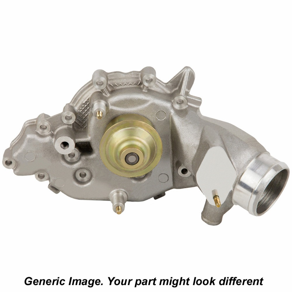 BMW 330 Water Pump Kit