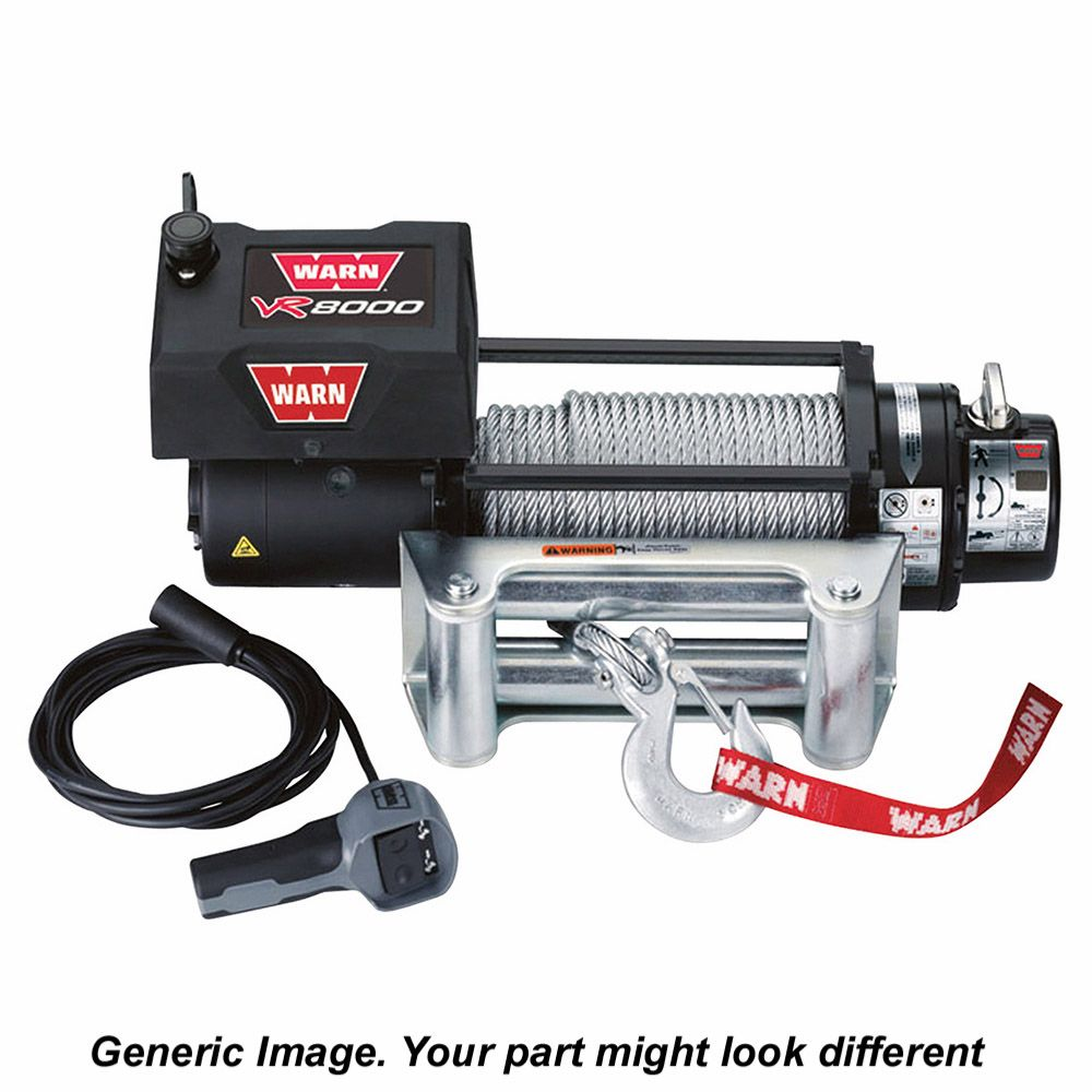 Specialty_and_Performance View All Parts Winch