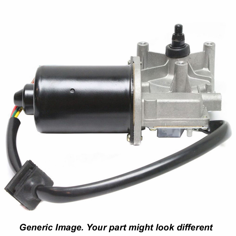 Cadillac  Windshield Wiper Motor