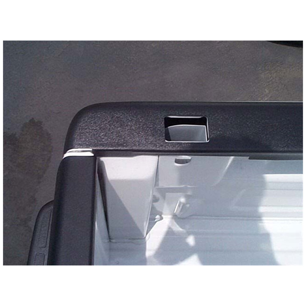 Nissan Frontier Truck Bed Side Rail Protector