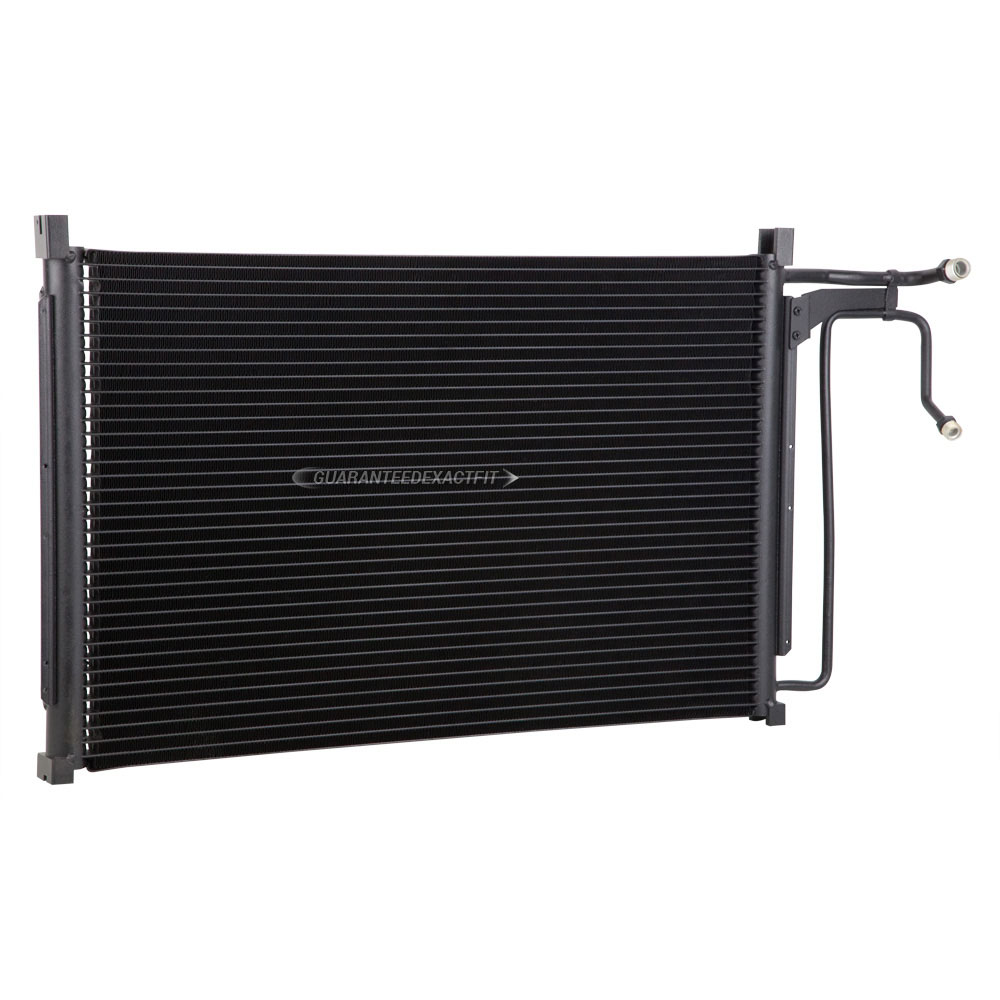 A//C AC Air Conditioning Condenser For Chevrolet C1500 C2500 GMC R2500 K3500