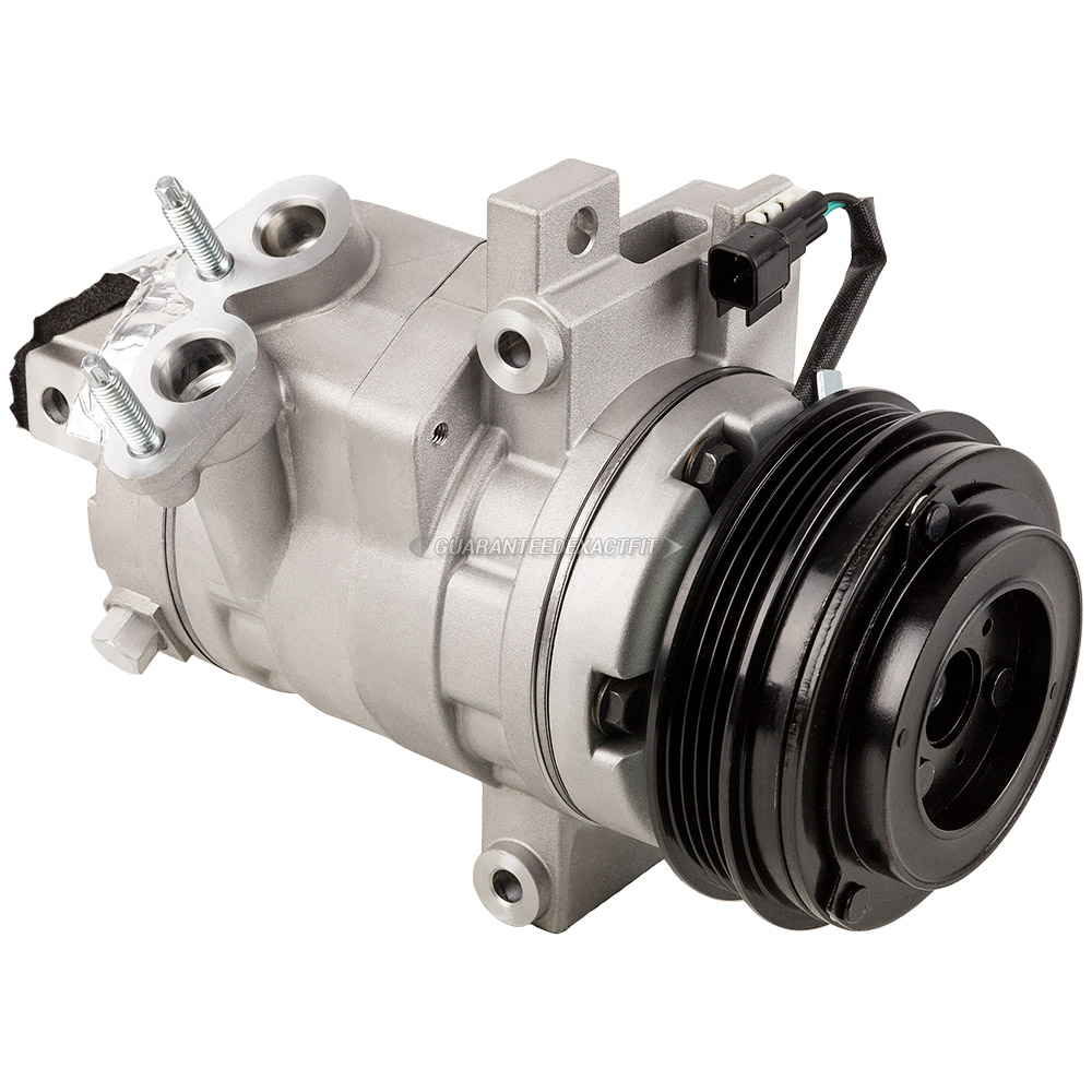 2018 ford mustang a c compressor