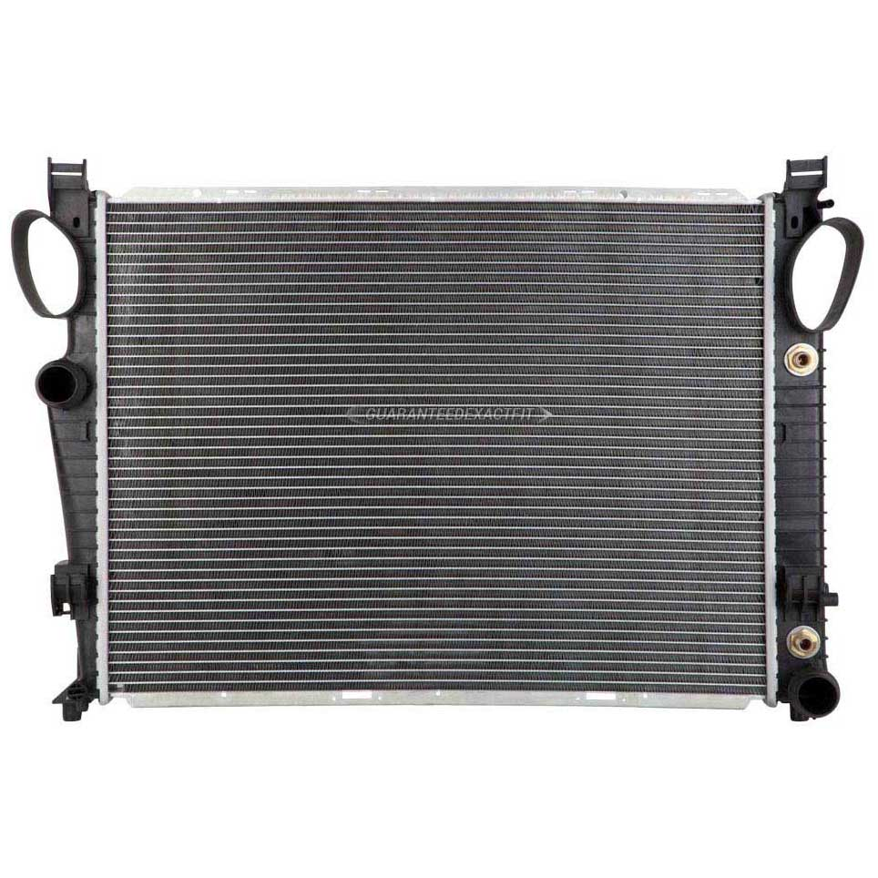 2005 Mercedes Benz CL600 Radiator