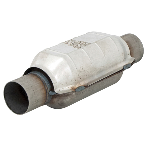 Audi Cabriolet Catalytic Converter