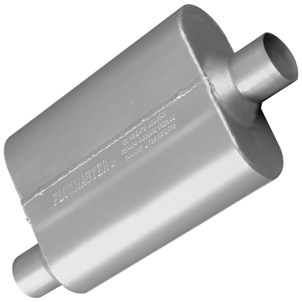 Pontiac  Performance Muffler