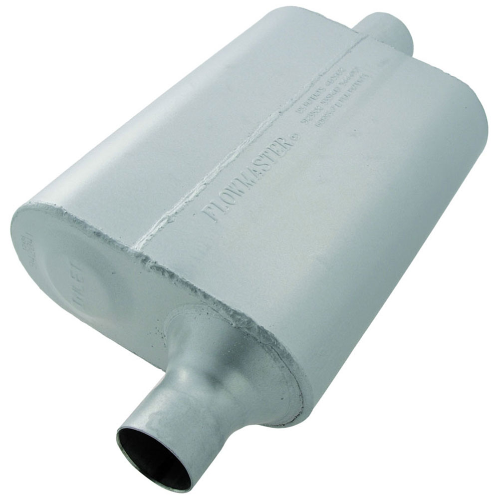 Nissan Altima Performance Muffler