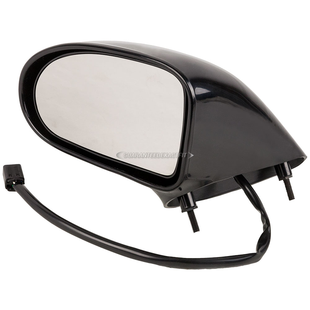 BuyAutoParts 14-11010MH Side View Mirror