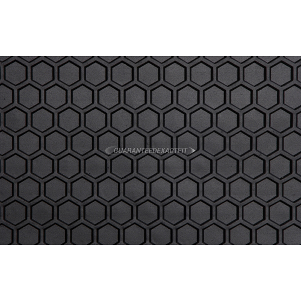 Intro-Tech Automotive JA-101F-RT-B Floor Mat Set