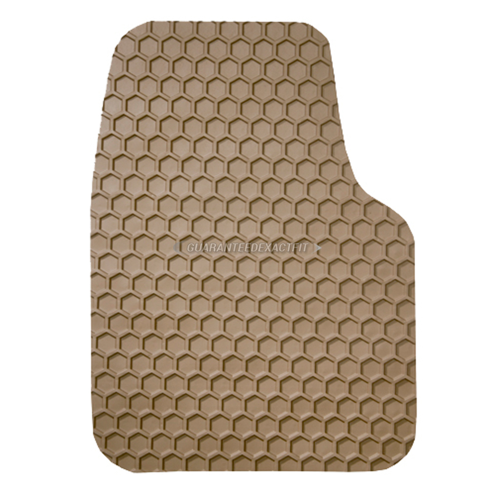 Intro-Tech Automotive HY-608F-RT-T Floor Mat Set