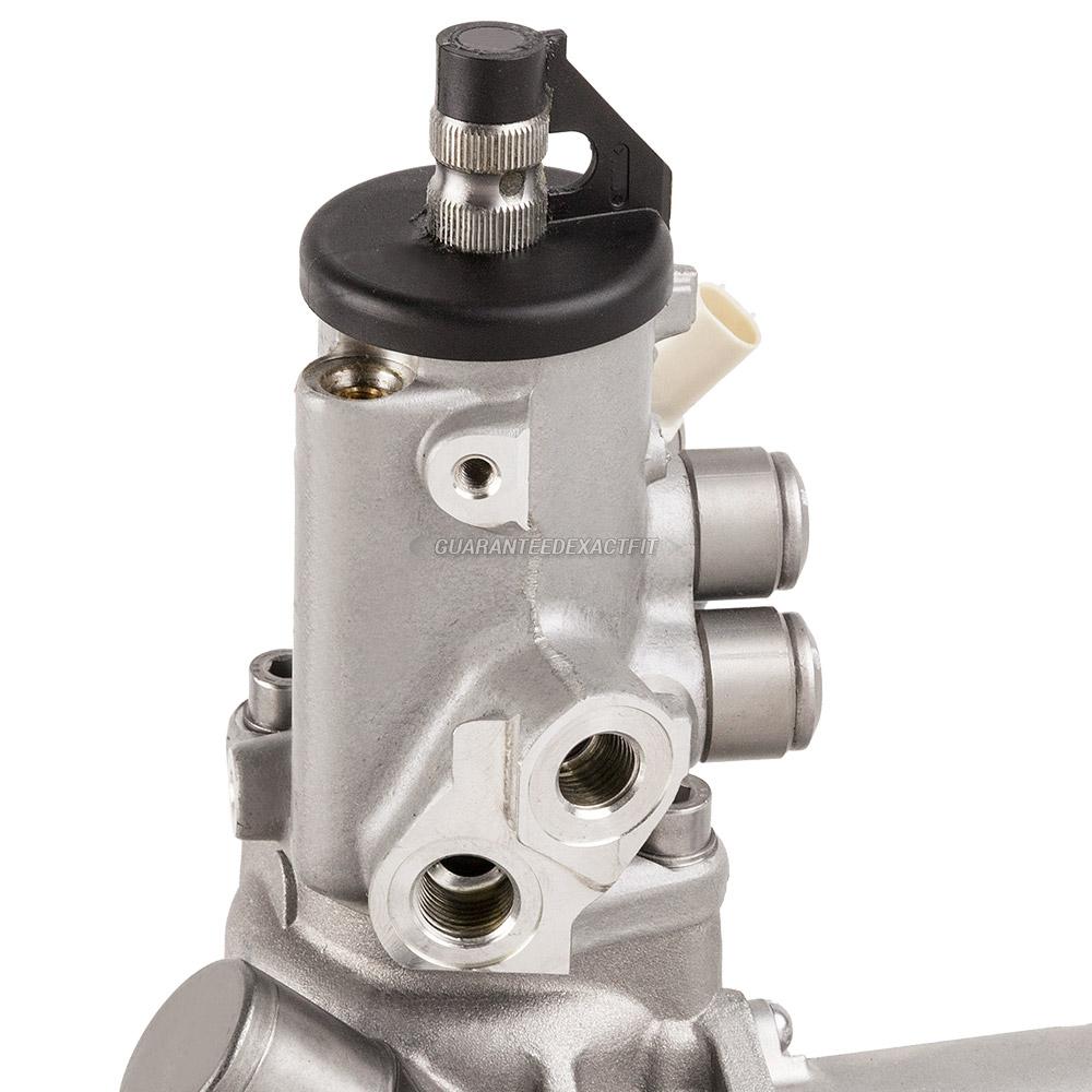Remanufactured Genuine Oem Zf Power Steering Rack And