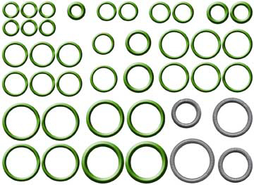A/C Oil O-Ring or Solvent