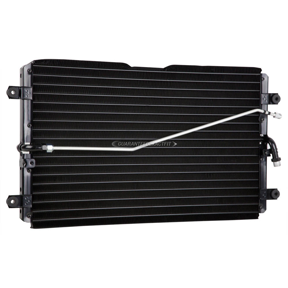 Toyota Land Cruiser Ac Condenser Oem Aftermarket Replacement Parts 1973 A C