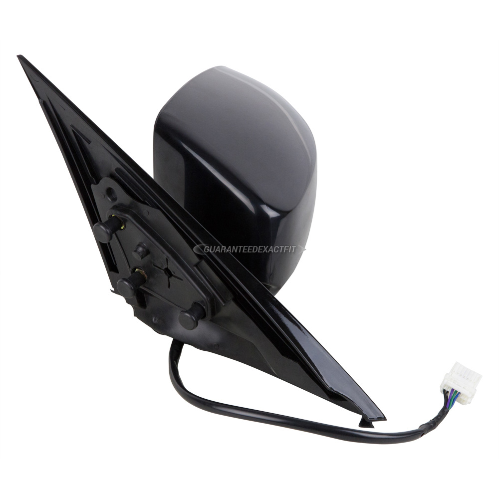 BuyAutoParts 14-11867MI Side View Mirror