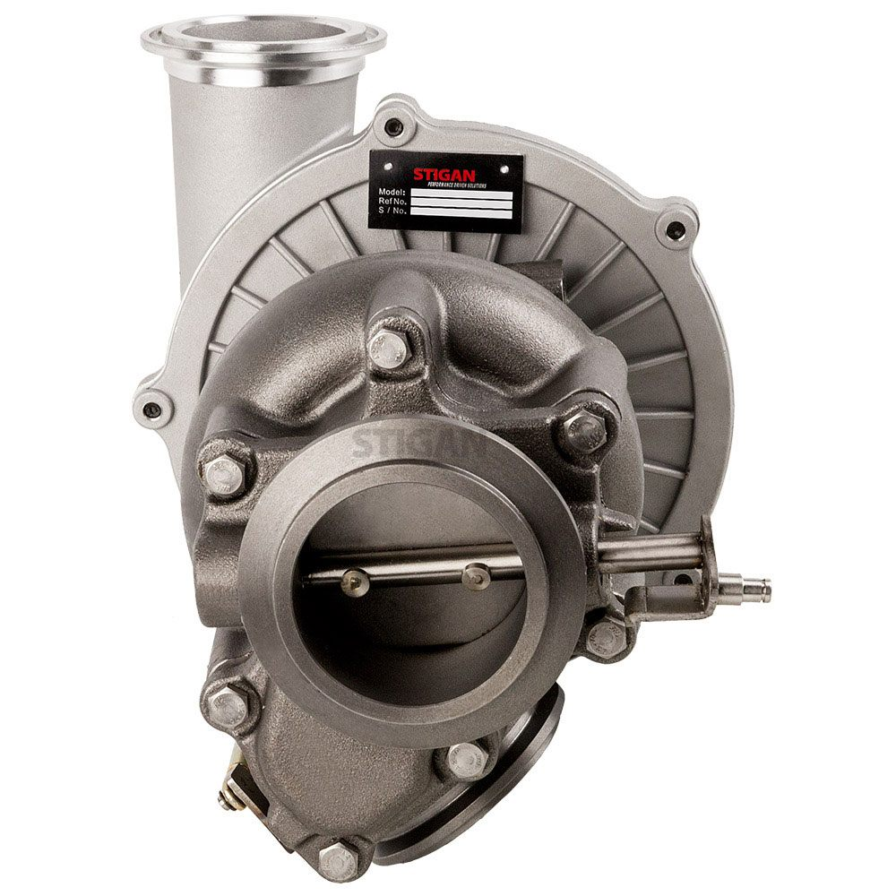 Stigan 847-1013 Turbocharger