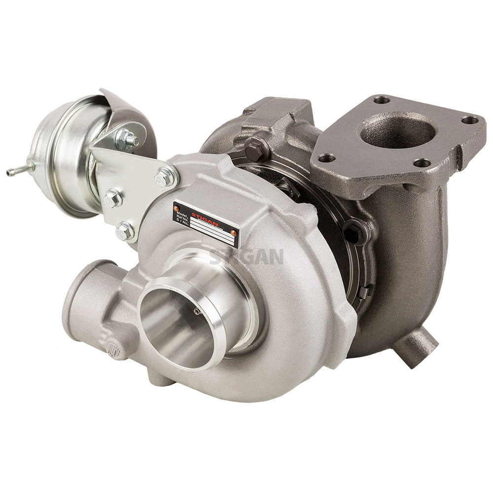 2006 Jeep Liberty Turbocharger 2.8L Diesel Engine 40-30119 SG