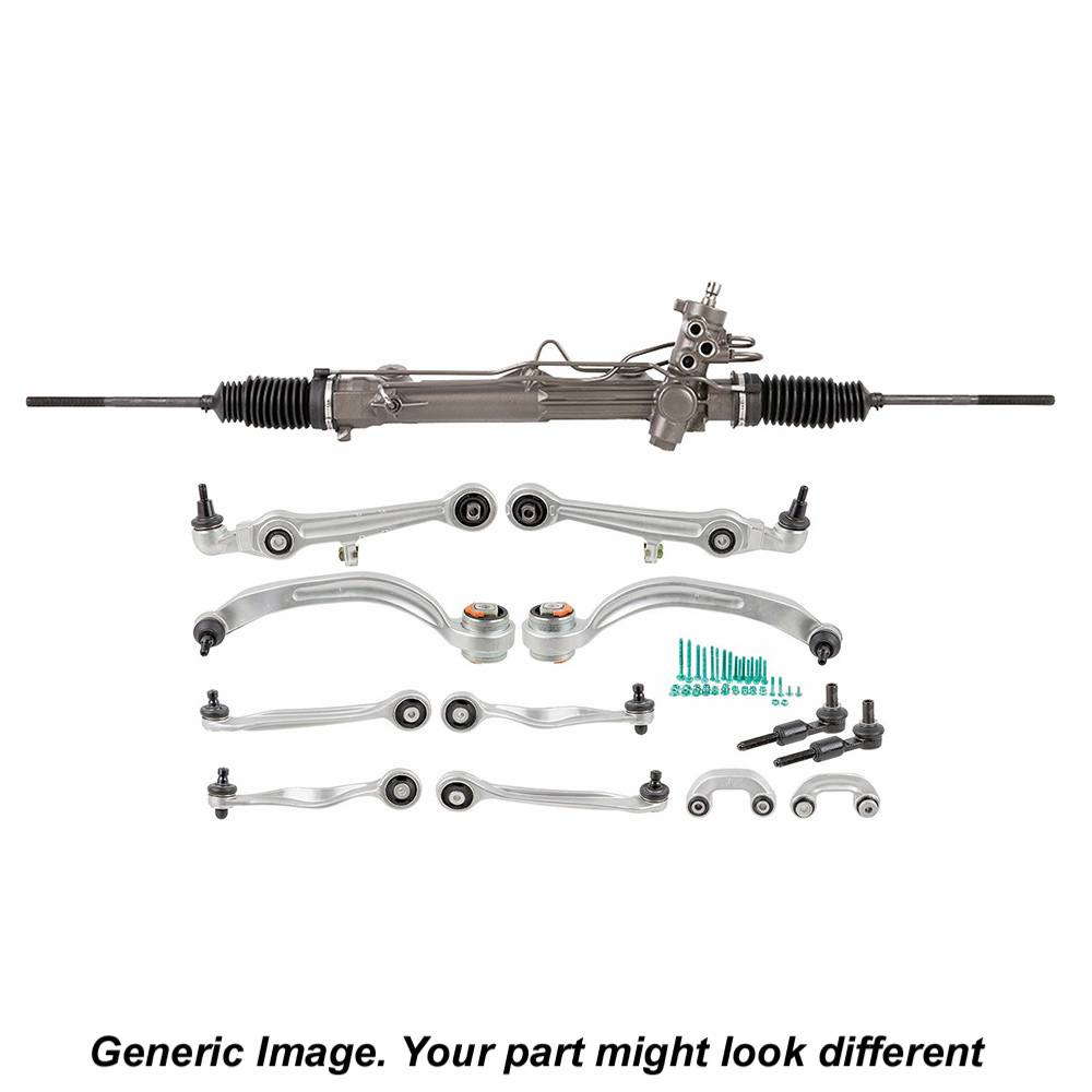 Steering Rack and Control Arm Kit