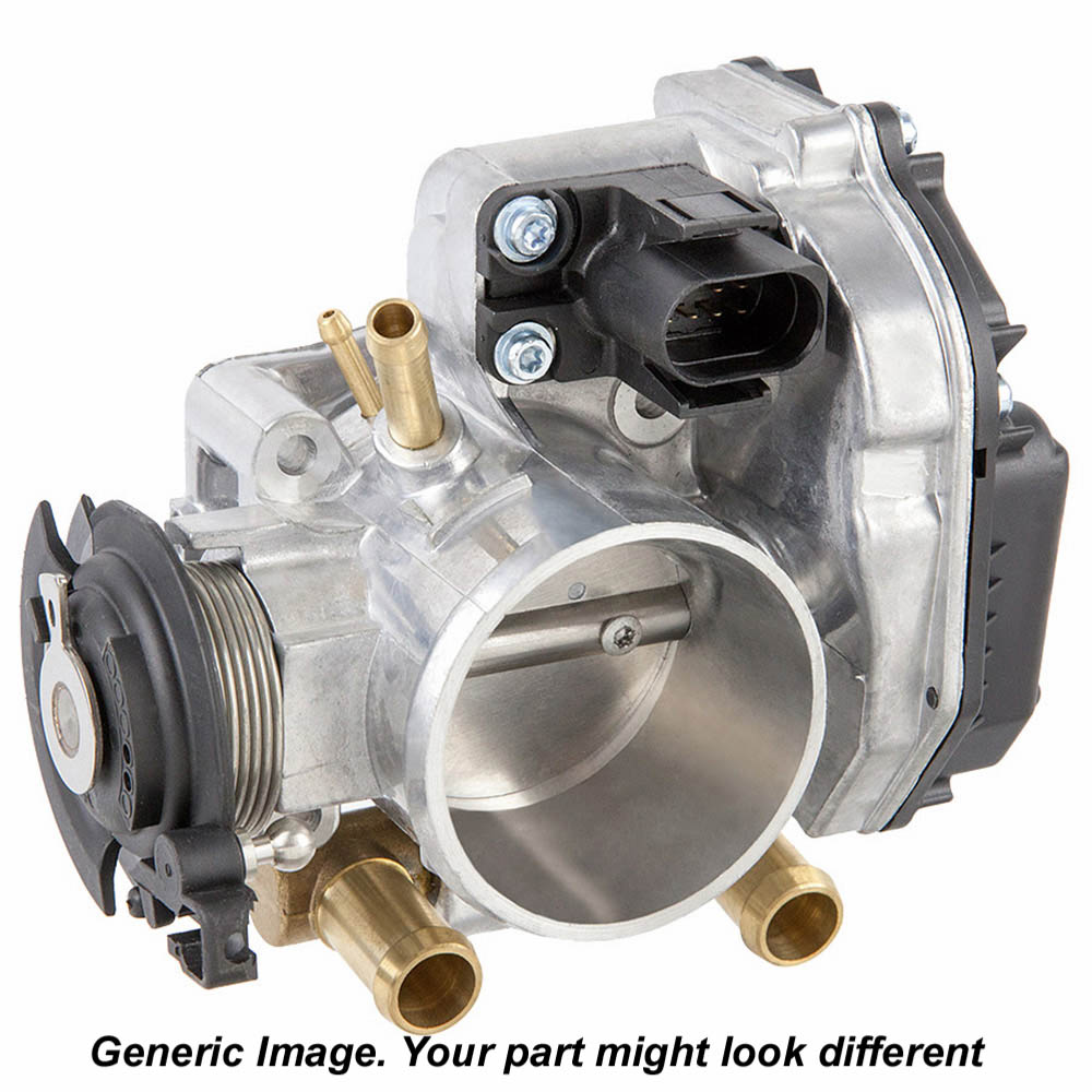 Mazda  Throttle Body