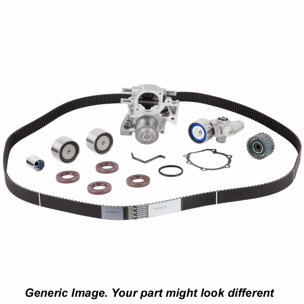 Honda Civic Timing Belt Kit