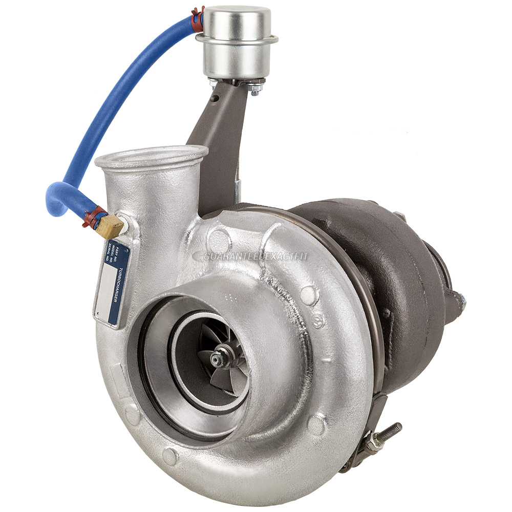 BuyAutoParts 40-31663R Turbocharger