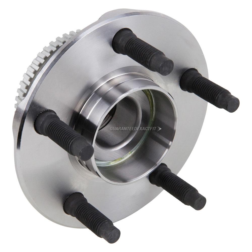 2002 Mercury Sable Rear Brake Diagram : Ford taurus wheel hub assembly parts view online part
