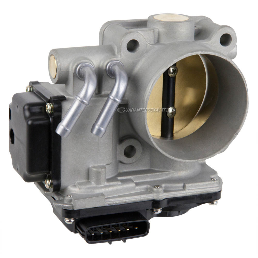 Honda accord throttle body