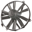 Mercedes_Benz 420SEL Cooling Fan Assembly