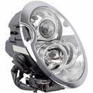 Mini Headlight Assembly