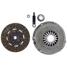 EXEDY OEM 04080 Clutch Kit 1