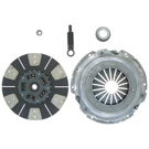 5.7L Engine - 12in. Diaph Clutch With Ceramic Button