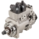 With Bosch High Pressure Pump No. 0445020126