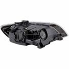 Audi Q7 Headlight Assembly