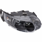 BuyAutoParts 16-80187V2 Headlight Assembly Pair 3