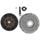 Plymouth Clutch Kit