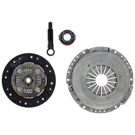 EXEDY OEM 5057 Clutch Kit 1