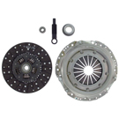 F-150 - 6.9L Engine - Diesel - 11in. Clutch With Solid Flywheel