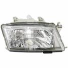 Saab Headlight Assembly