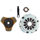 Base - Installation Requires Exedy HF02 Light Weight Flywheel - Exedy Stage 2 With Thick Pad