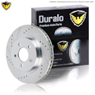 Saturn Relay Brake Disc Rotor