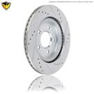 Brake Disc Rotor 71-01690 JL