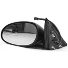 BuyAutoParts 14-12429MJ Side View Mirror 1
