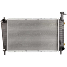 Lincoln Continental Radiator
