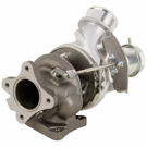 BorgWarner 11559880047 Turbocharger 2