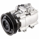 A/C Compressor 60-01885 NA