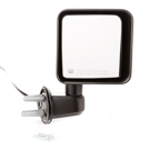 Omix-Ada 12039.32 Side View Mirror 1