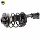 Duralo 1192-1572 Shock and Strut Set 3